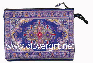 Woven Turkish Rug Coin Purses Carpets Bags Wholesale